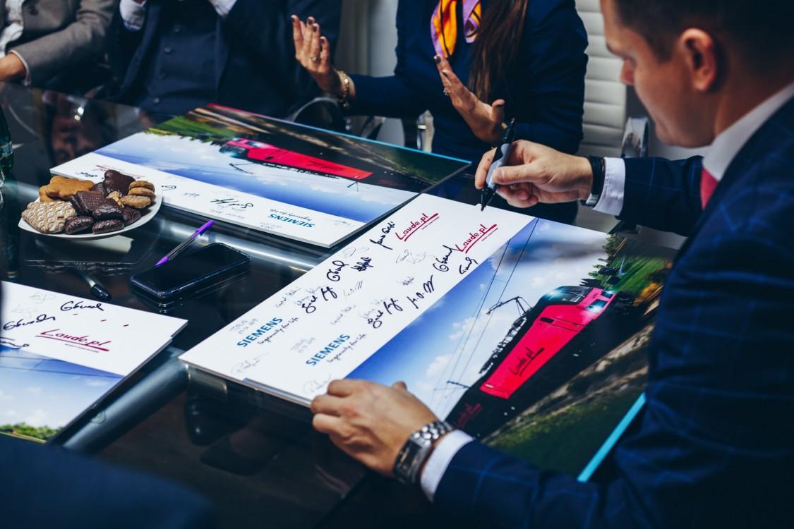 podpisanie unowy
