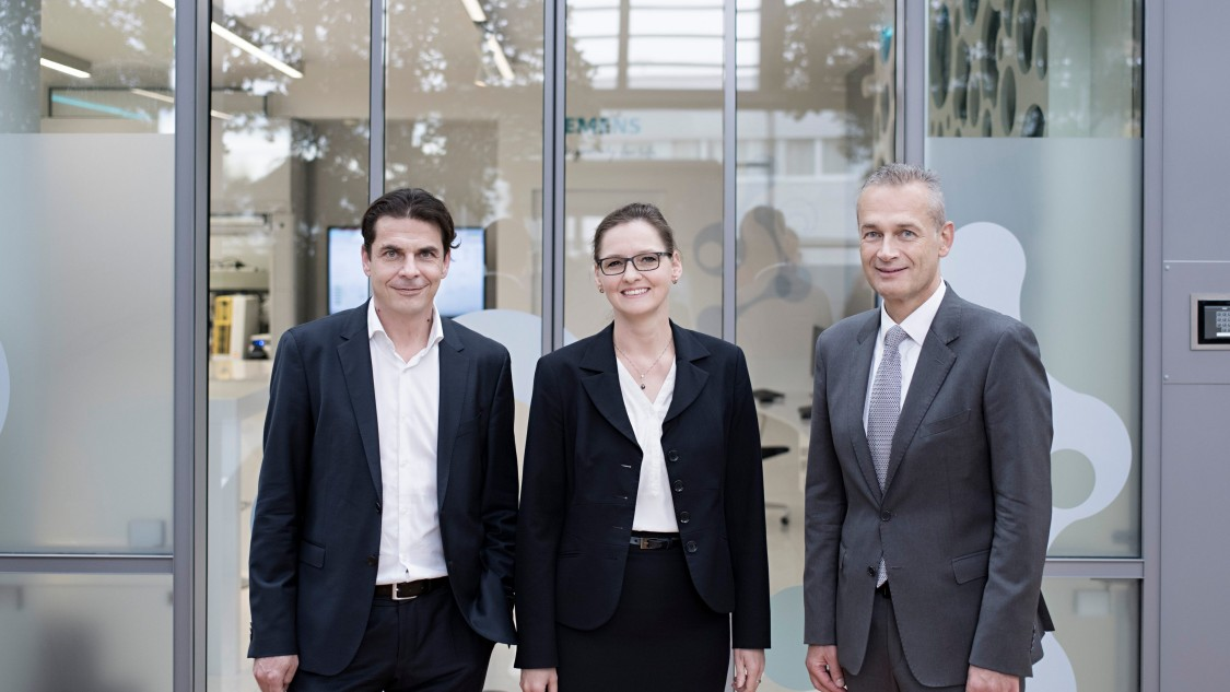 Martin Ramharter, Barbara Kavsek, Bernhard Kienlein