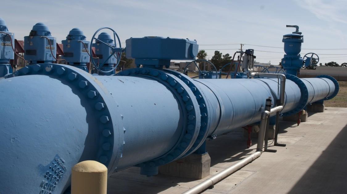 Su işleme tesisi için akıllı UPS