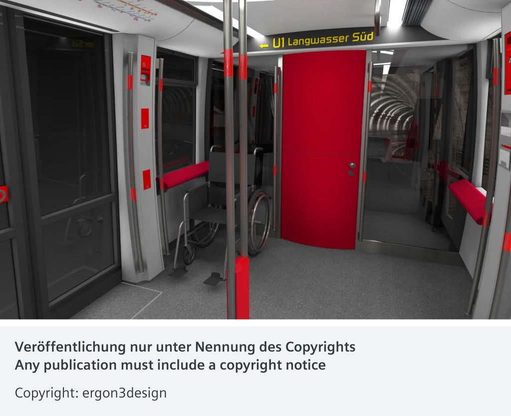 Nuremberg orders new metro trains from Siemens