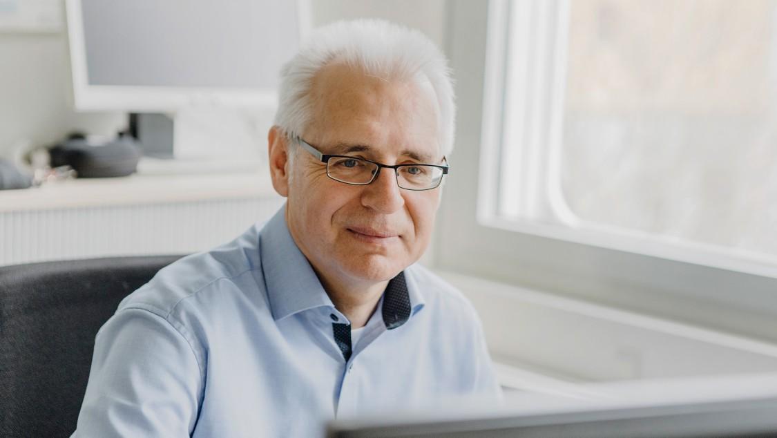 Klaus Lukas, Leiter des ProductCERTs