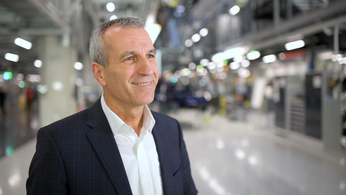 Albrecht Reimhold, Mitglied des Vorstands Porsche AG