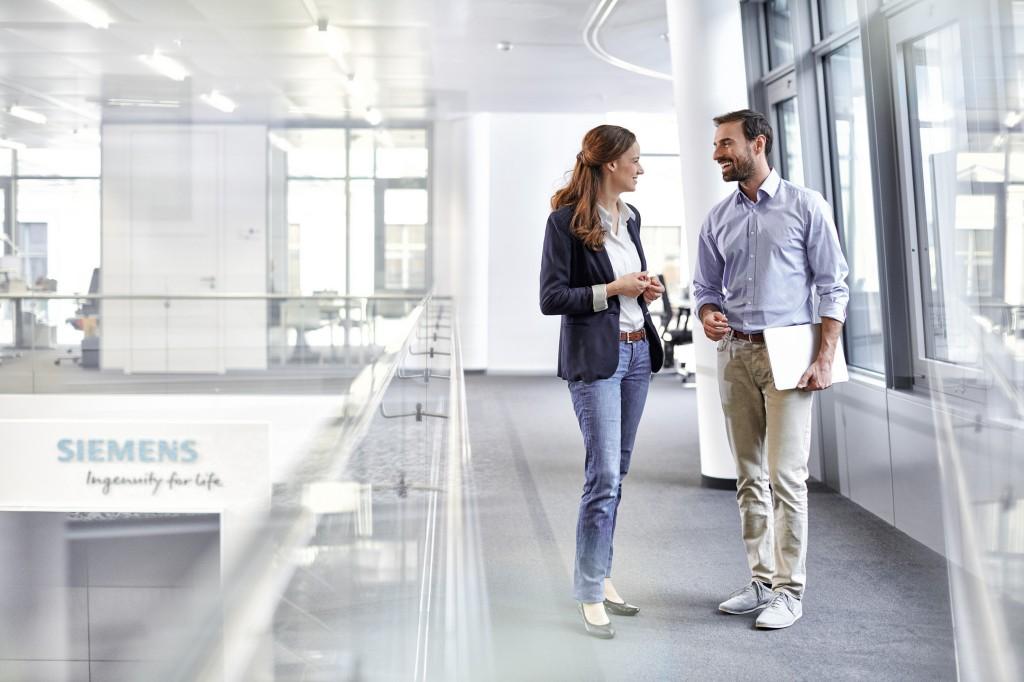 Siemens at Light + Building 2020