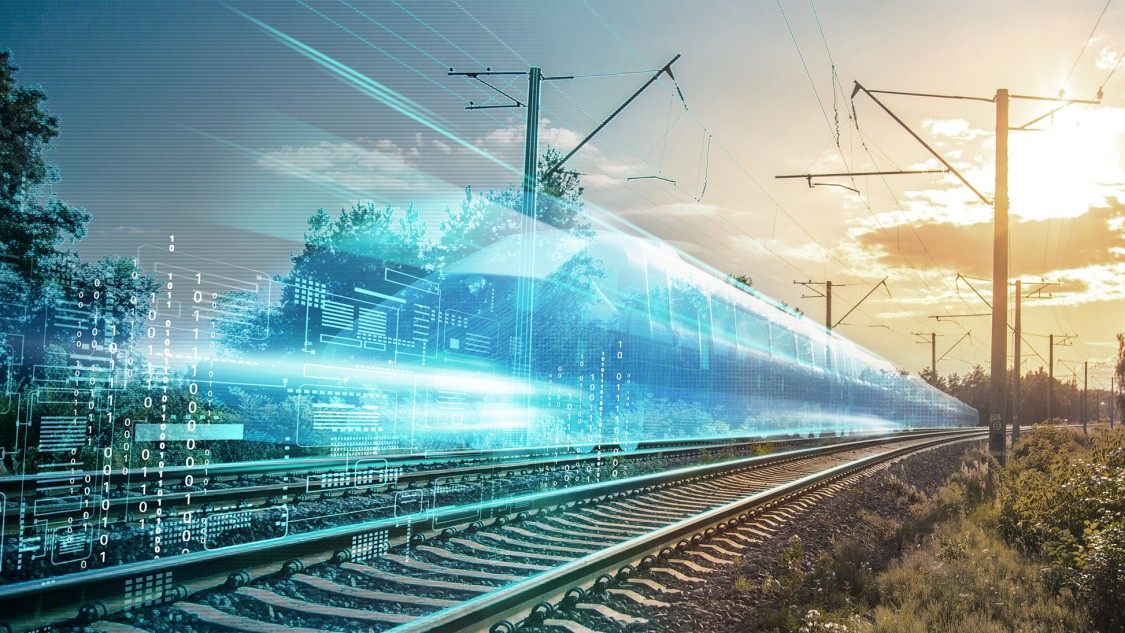 Rail digitalization