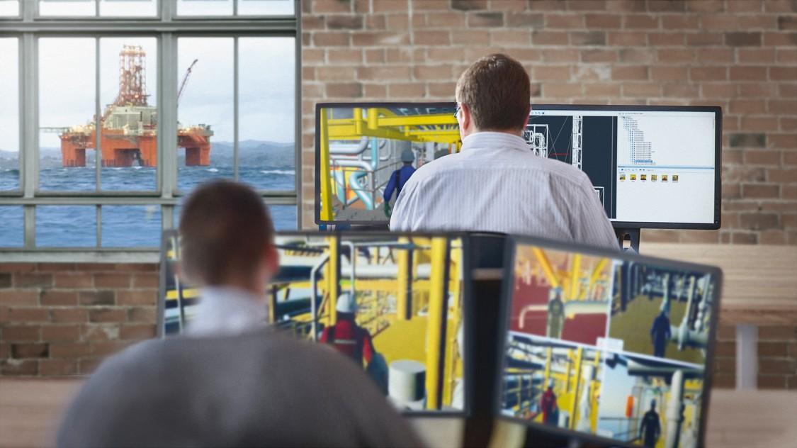 Virtual Reality-övning för säkerhet och produktivitet