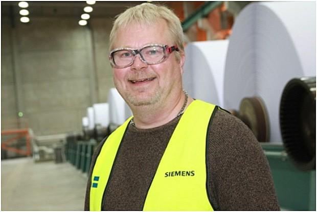 """""""Alla ställde upp och hela projektet präglades av glädje och nyfikenhet"""", säger Siemens projektledare Joakim Grenmarker."""
