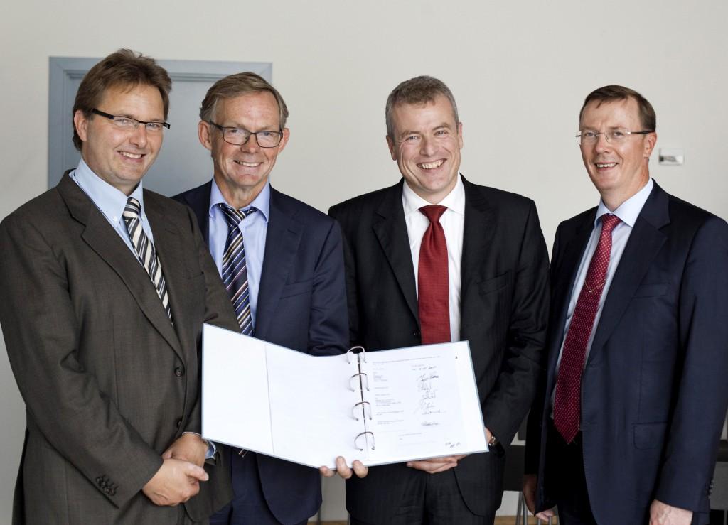 Copenhagen's S-Bane network to get signaling from Siemens worth 252 million euros