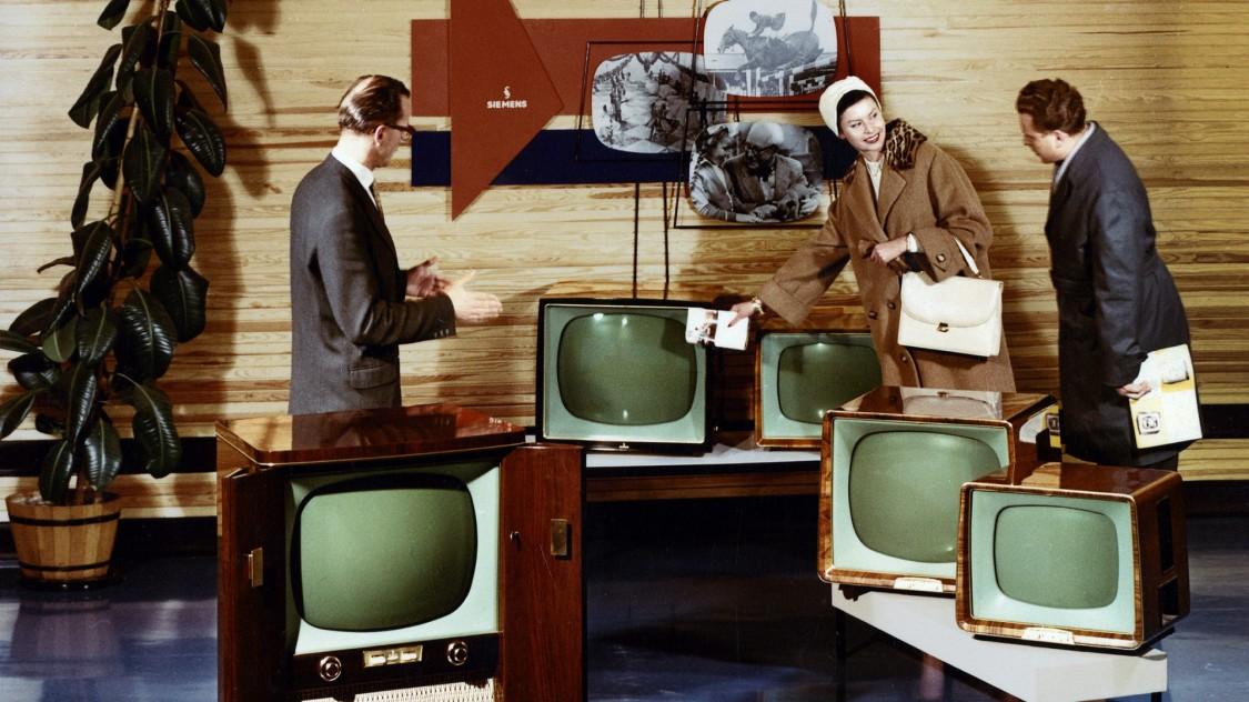 Rundfunk- und Fernsehgeräte