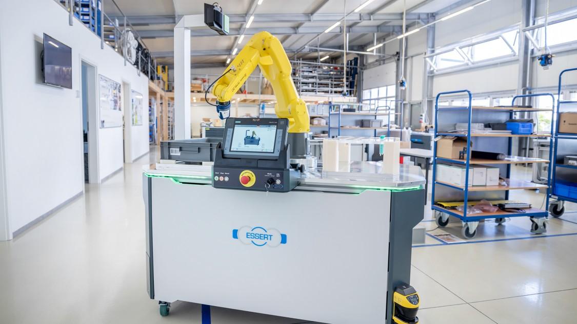 Advanced Robotic Workstation