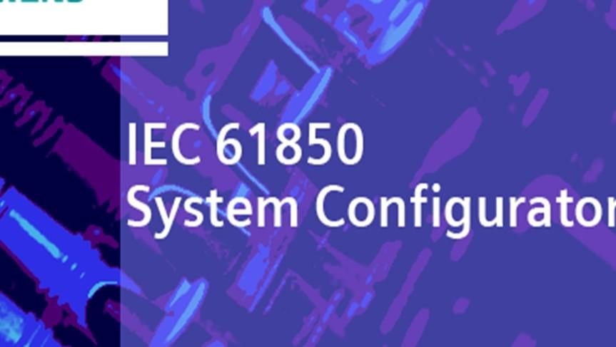 Системный конфигуратор МЭК 61850