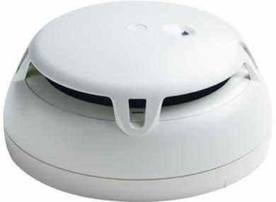 Fire detector with ASAtechnology