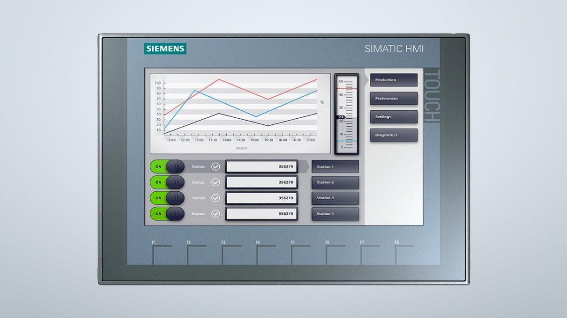 Базовые панели SIMATIC HMI Basic Panel
