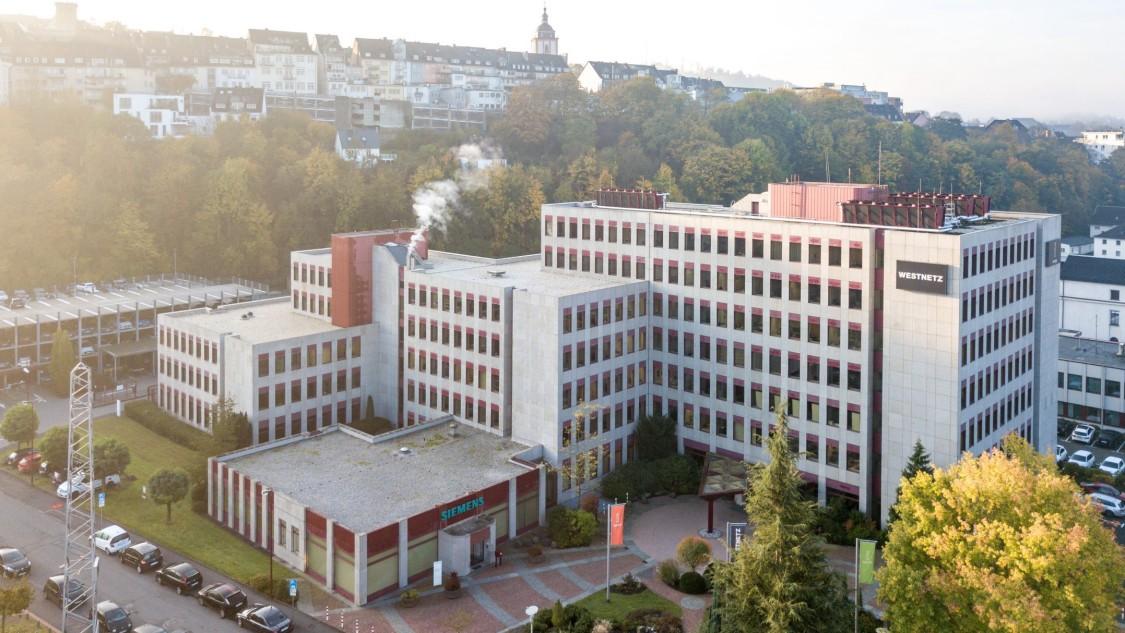 Siemens Niederlassung Siegen