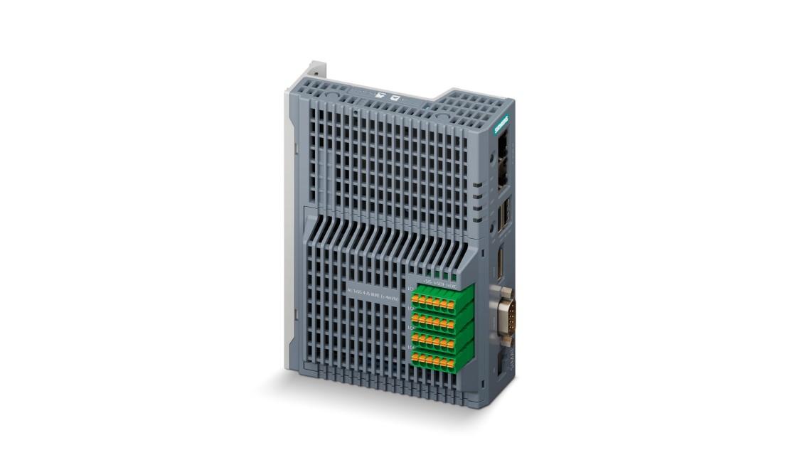 IIoT-Wägetechnik-Lösung SIMATIC IOT2000