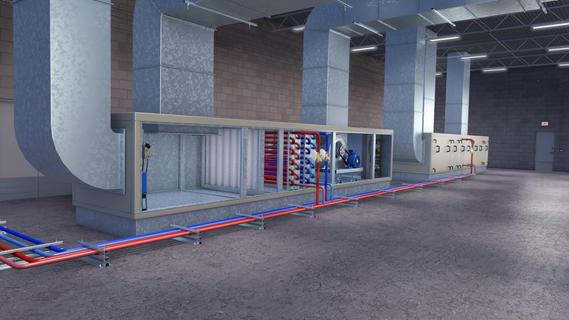 Air handling unit - Siemens USA