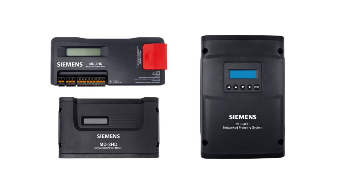 Photo of Siemens MD-3HD and MD-24HD meters