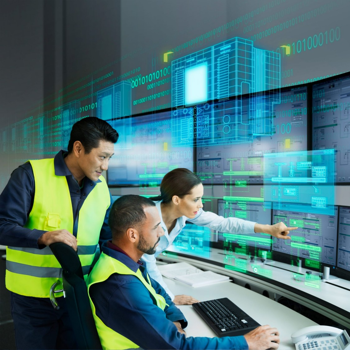 Switchgear Automation - Siemens USA