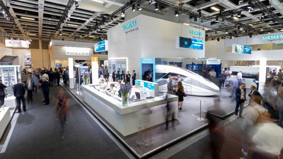 Eine Messe von Siemens Mobility