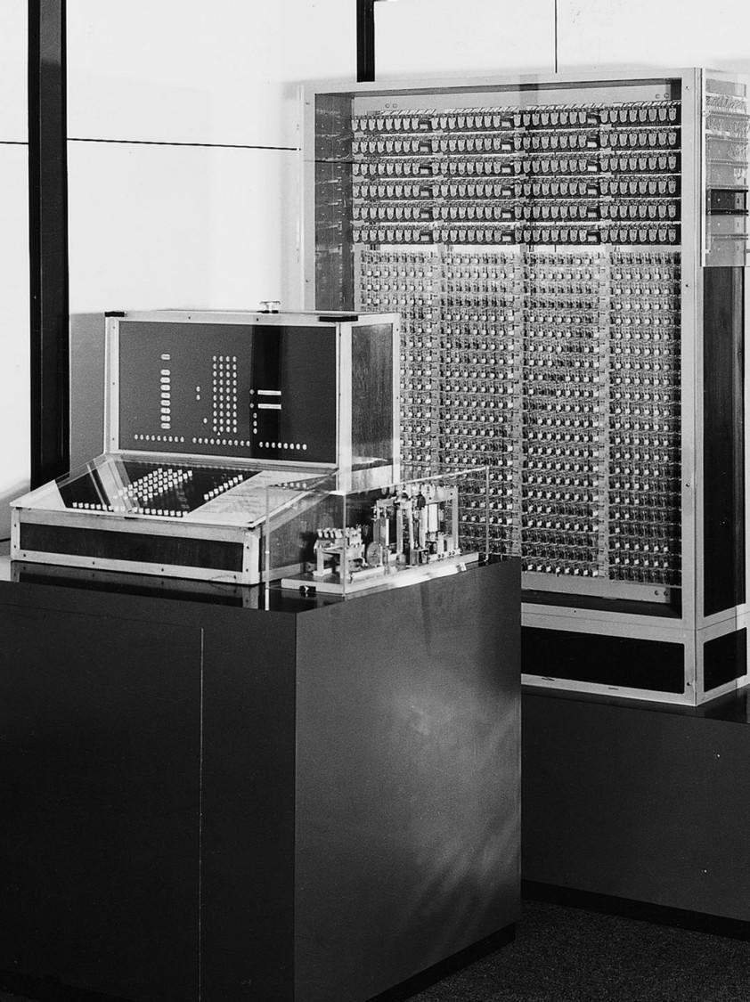 Computer Zuse Z3, 1941