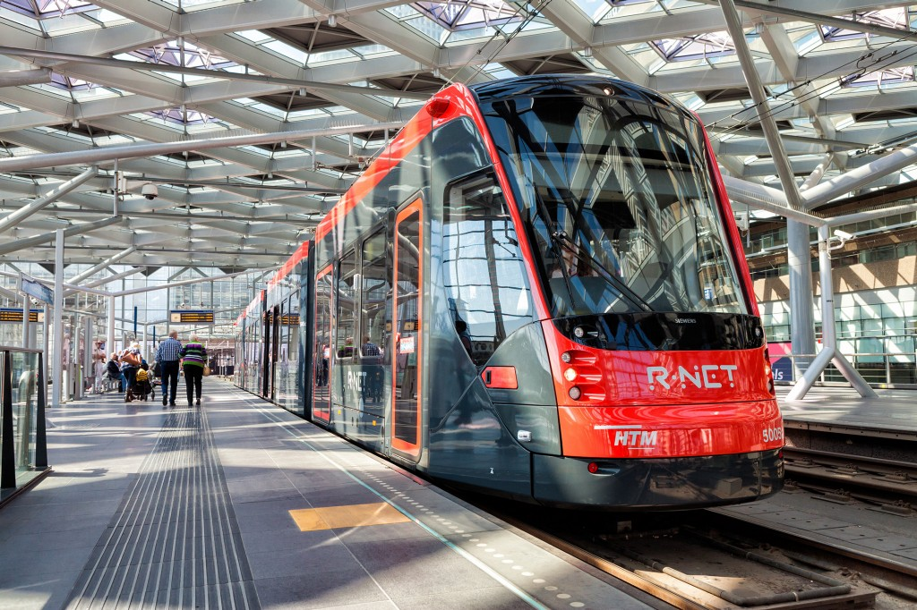 A total of 60 trams for The Hague ordered from Siemens