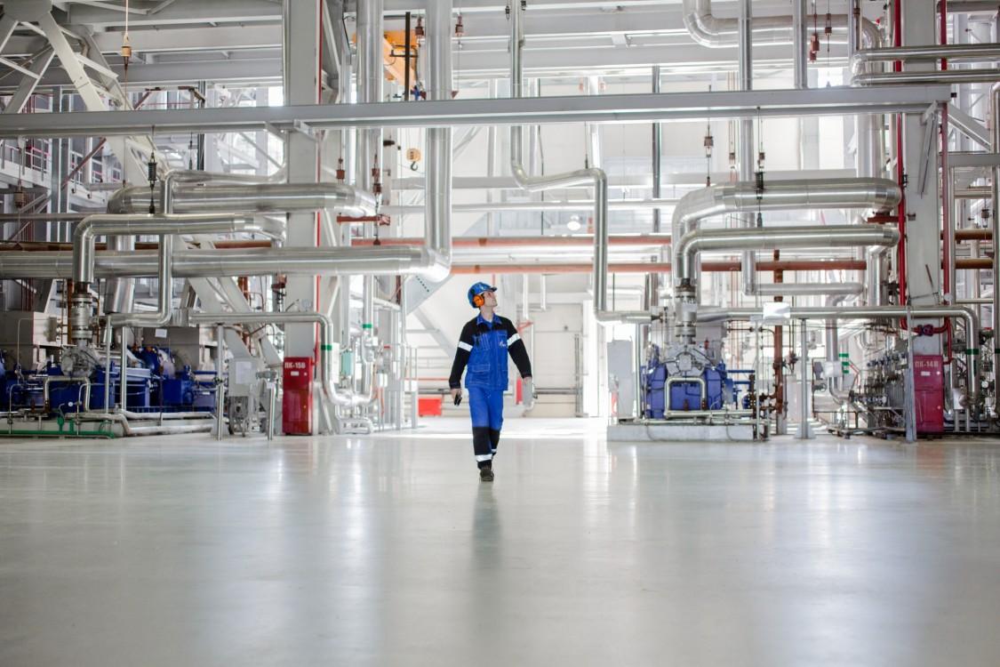 Модернизация энергетического комплекса