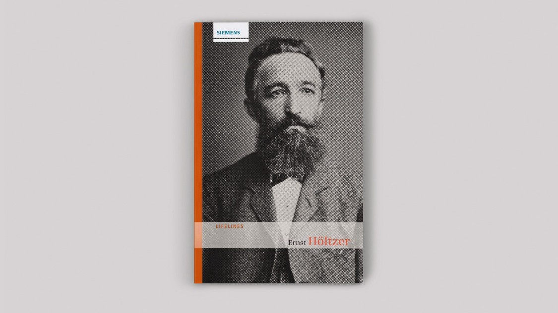 Ernst Höltzer, cover