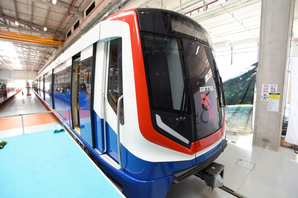 Siemens to deliver 22 metro trains for Bangkok