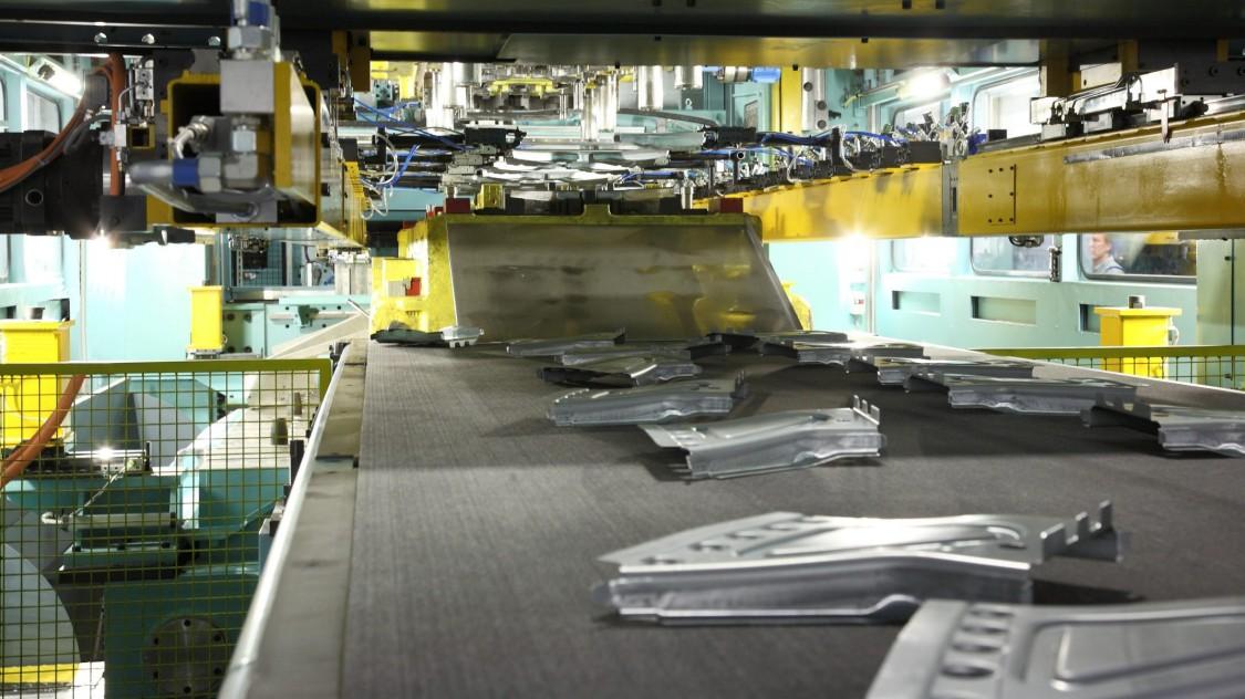 Key visual press automation