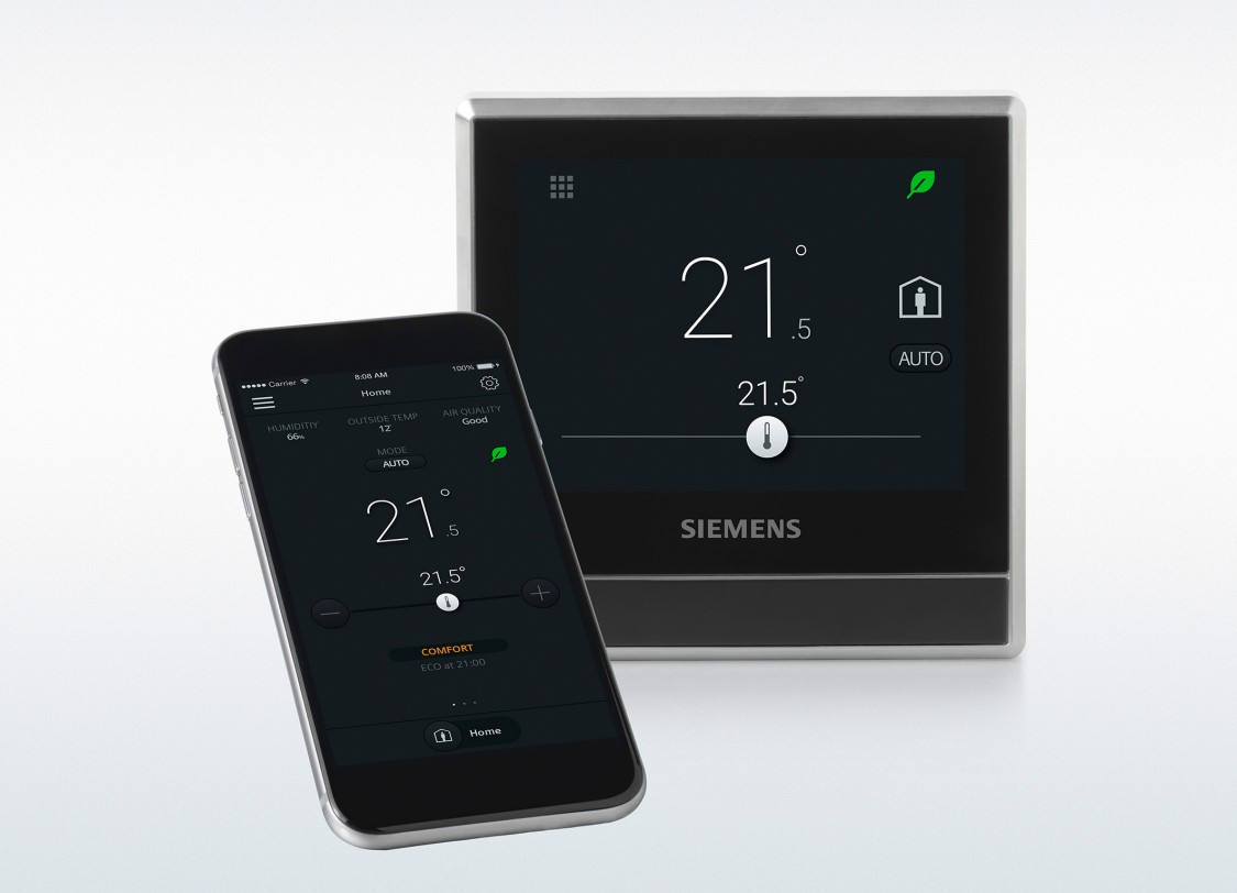 Siemens Smart Thermostat