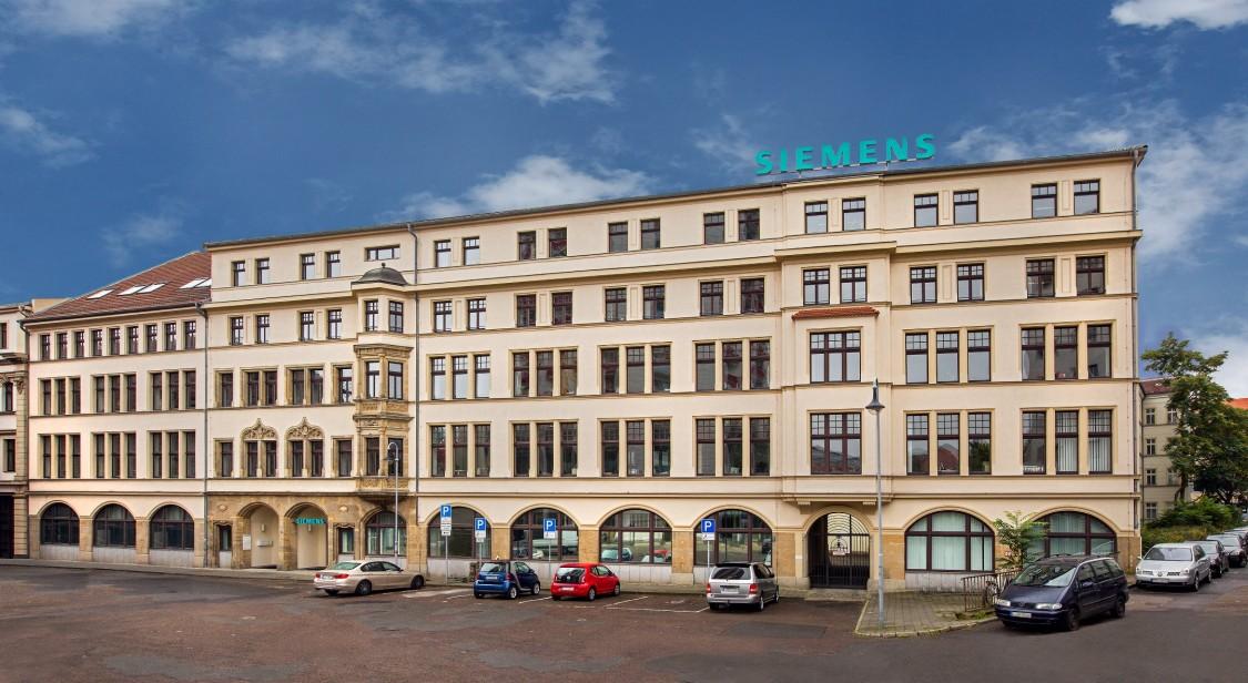 Siemens Niederlassung Leipzig