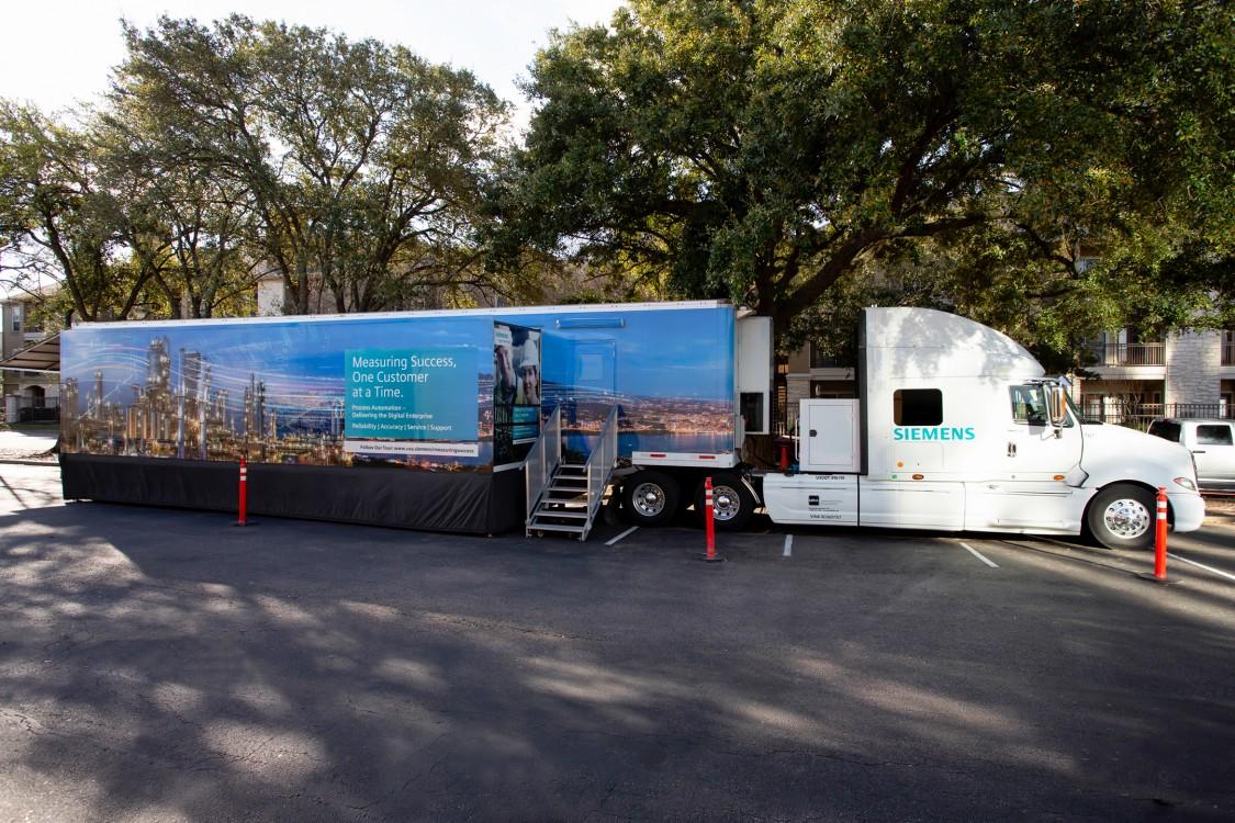USA Mobile Showcase - Process Automation Innovation Tour