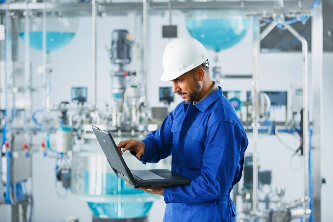 Portál procesní automatizace