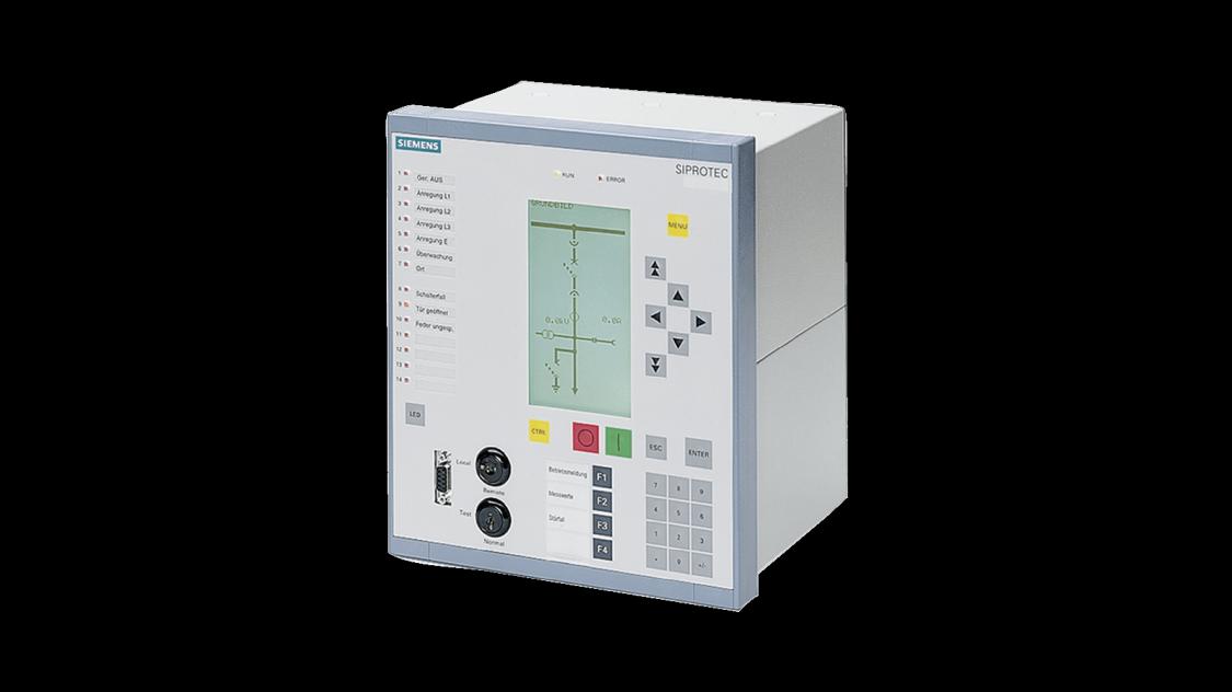 Leitungsdifferentialschutz mit Distanzschutz – SIPROTEC 7SD5