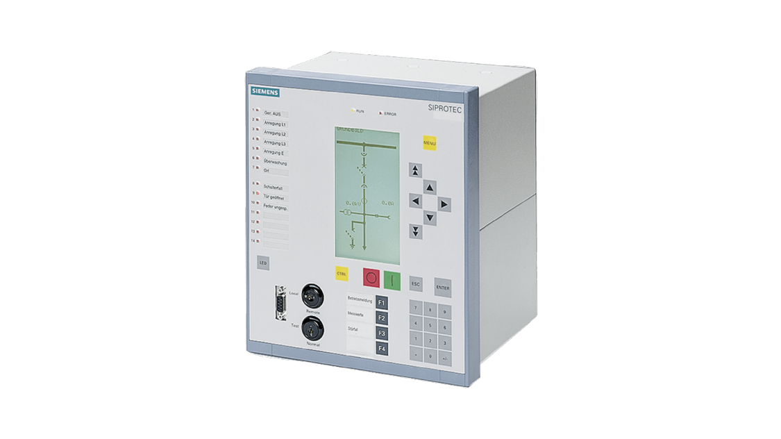 Multifunction protection with synchronization – SIPROTEC 7SJ64