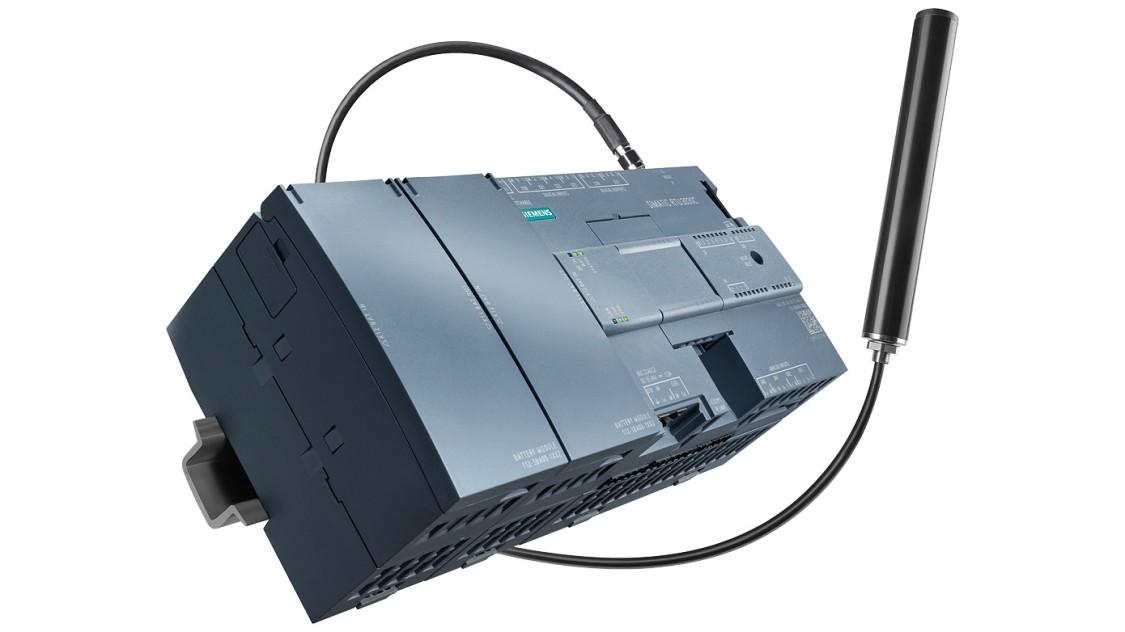 Bild einer kompakten Fernwirkeinheit SIMATIC RTU3030C