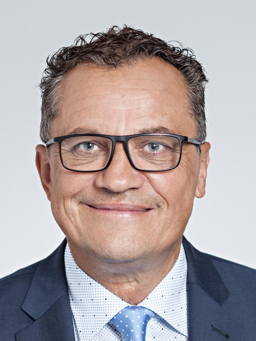 Portrait Uwe Grossmann
