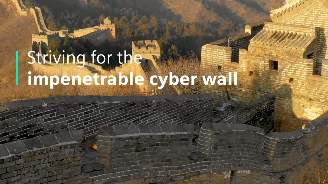 Striving for the impenetrable cyber wall