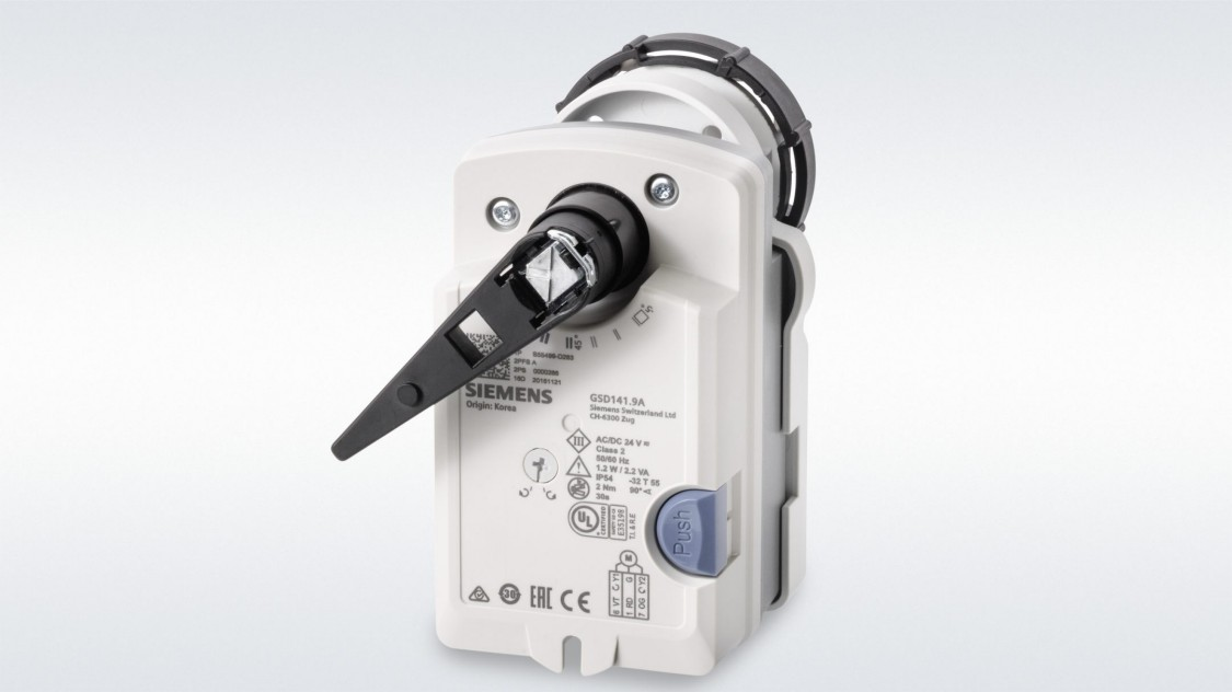 Actuators for rotary valves