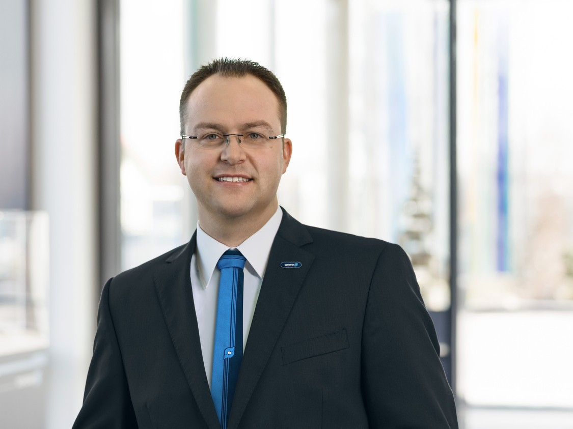 Marcel Nagel, Head of Product & Portfolio Management for digital Products & product-related Services, Schunk GmbH & Co. KG