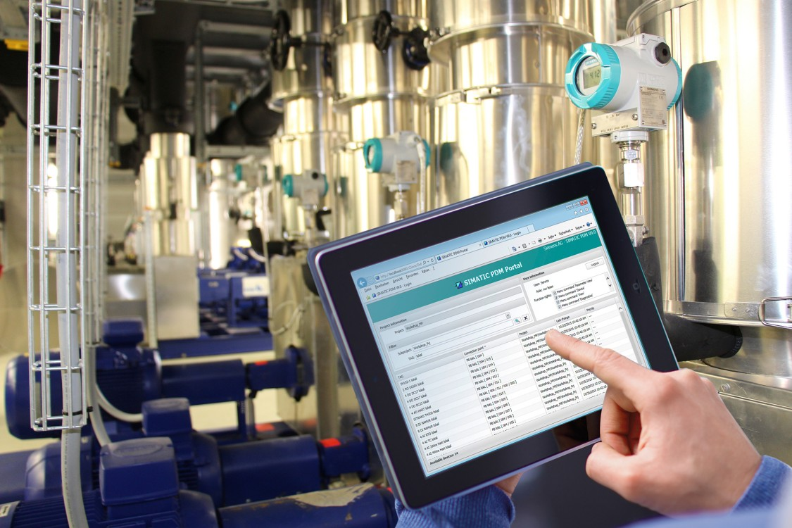 USA - Siemens SIMATIC PDM Maintenance Station software for plant asset management