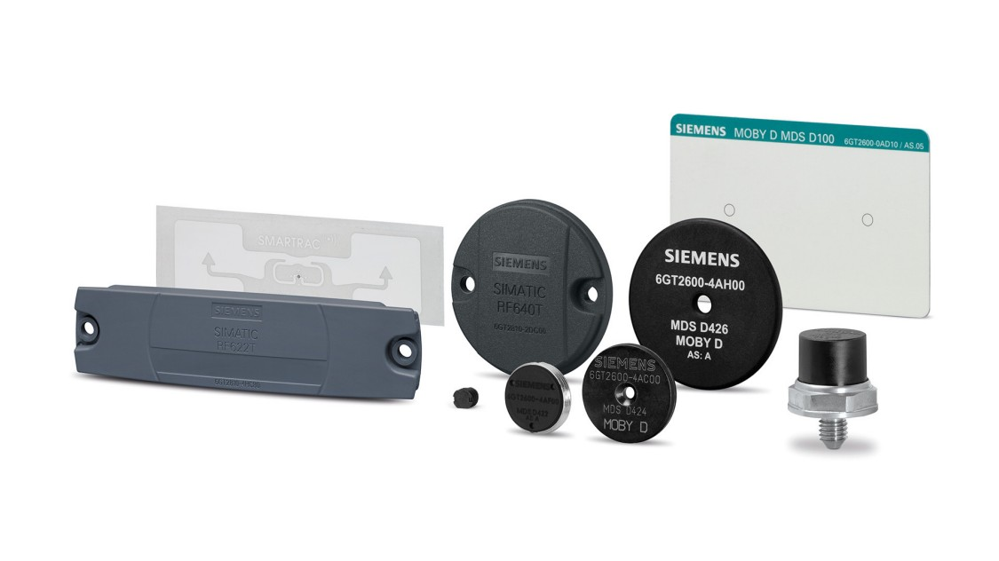 RFID transpondedores y etiquetas