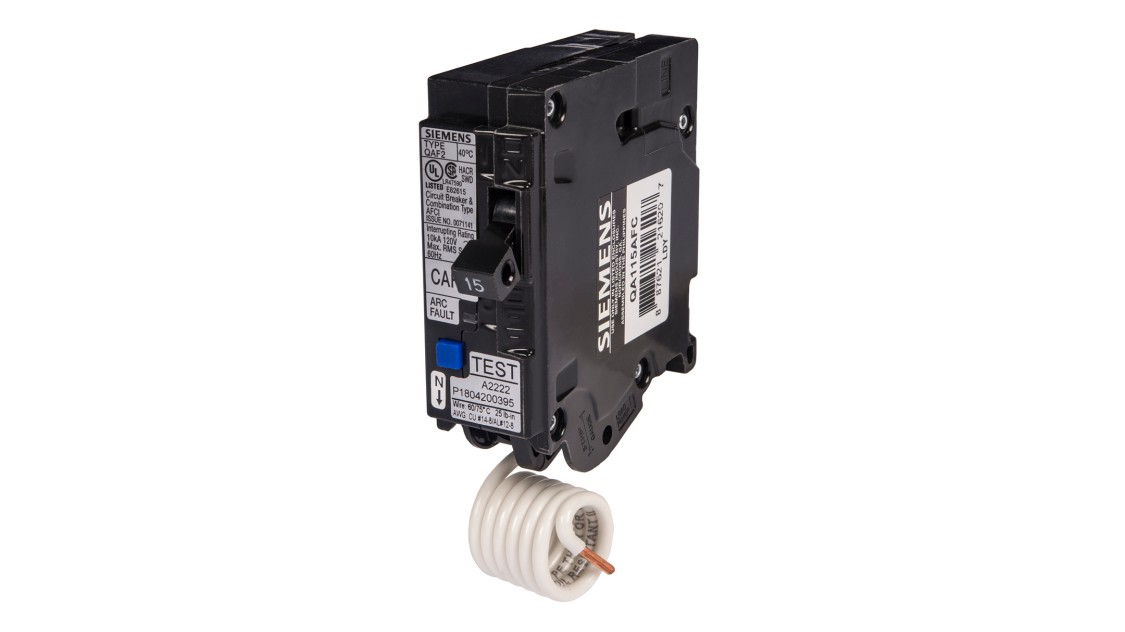Residential AFCI Circuit Breakers