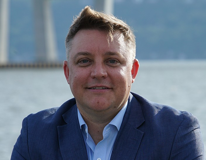 Seth Shultz, Global Executive Director, The Resilience Shift