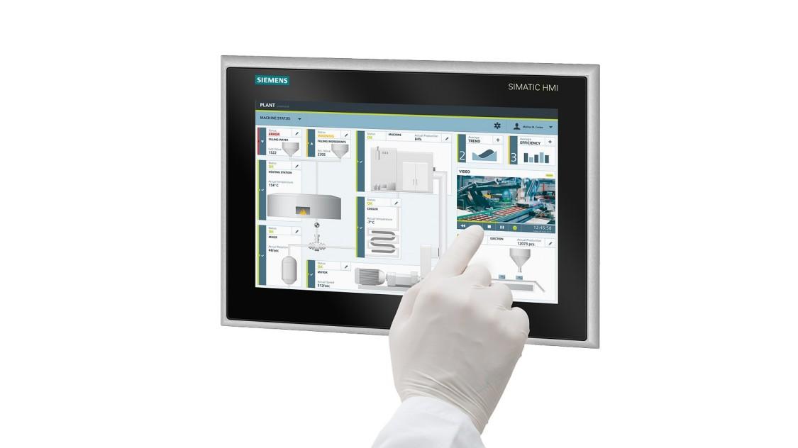 SIMATIC HMI Comfort Panel INOX PCT