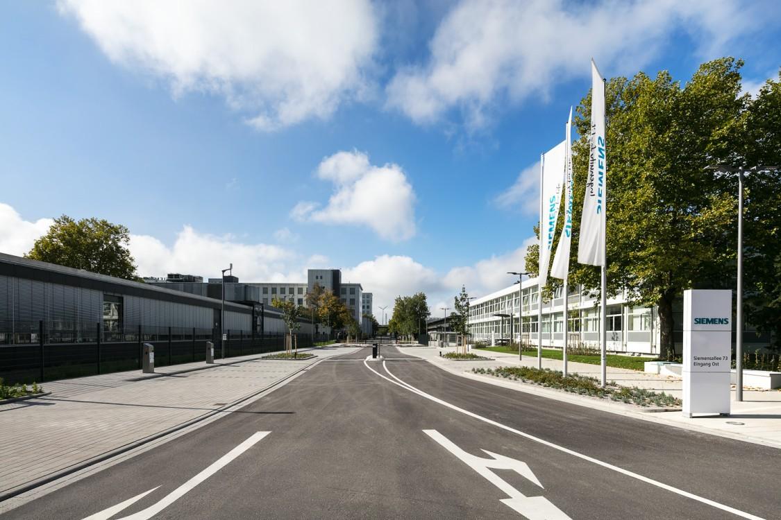 Fertigungs- und Entwicklungsstandort Karlsruhe
