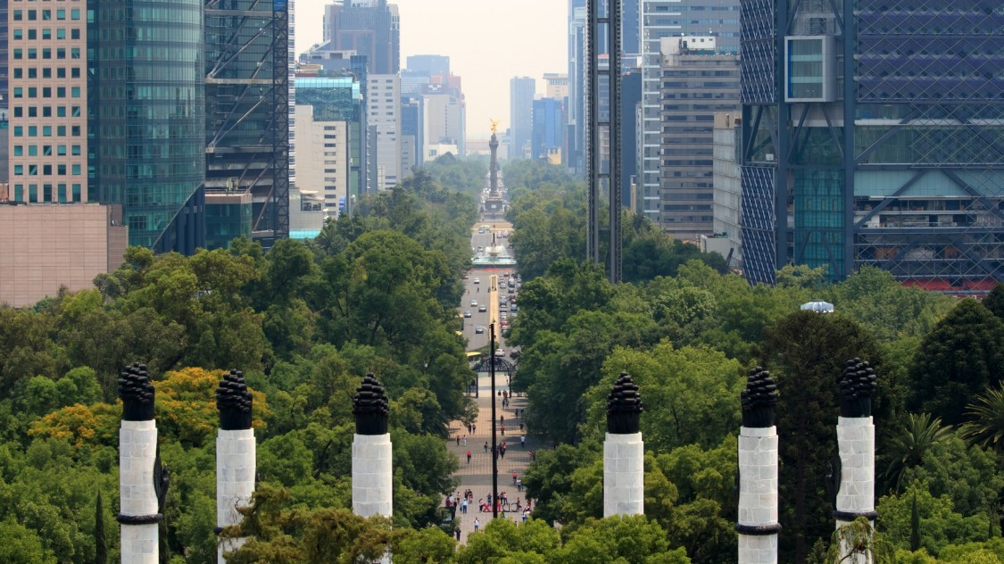 Mexico City's green future