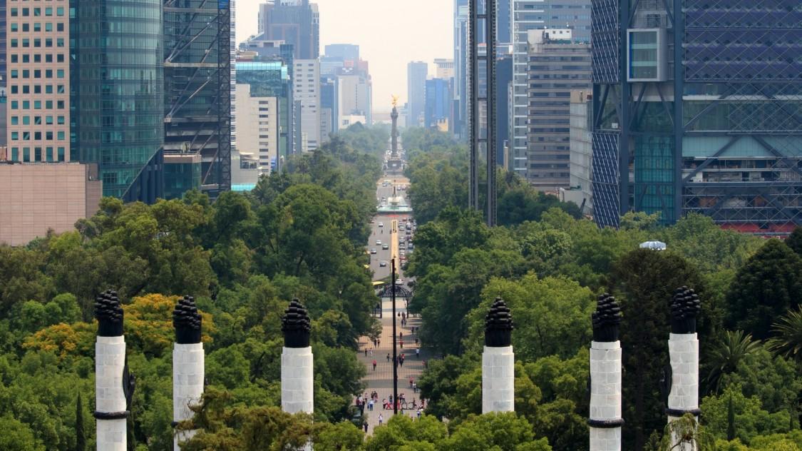 Mexico City's green future