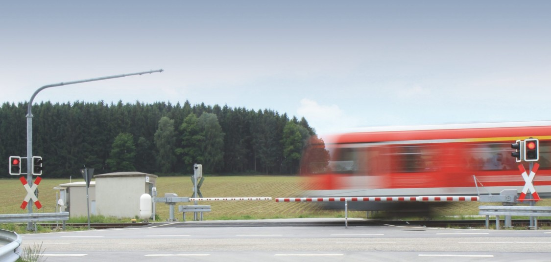 Level Crossing of Siemens Mobility