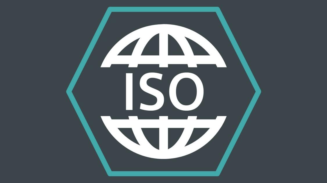 Icon internationale Normen und Standards