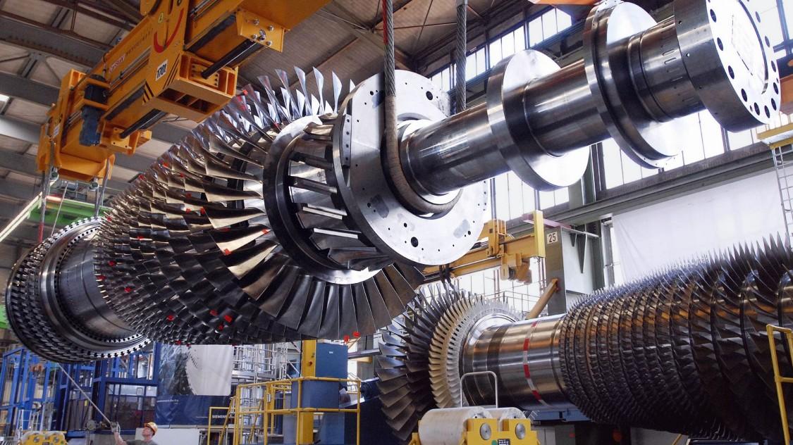Газова турбіна SGT5-8000H, 2009 рік